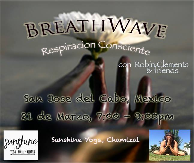 Breath Circle with Robin Clements